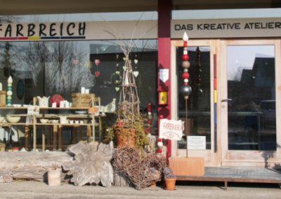 Farbreich – Töpferkurse & Verkauf | Schutterwald