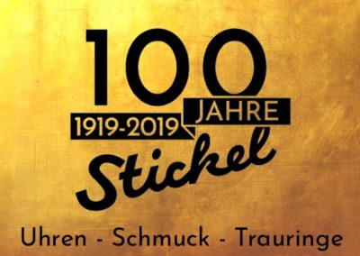 Juwelier Stickel | Offenburg