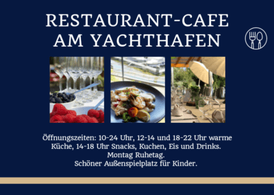 Restaurant-Cafe am Yachthafen | Kehl