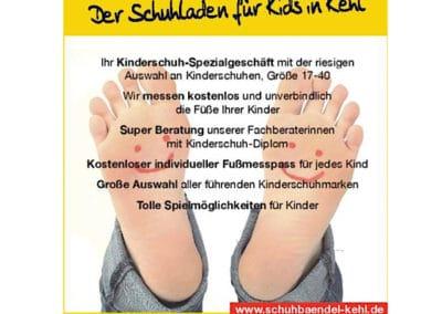 SchuhBändel – der Schuhladen für Kids | Kehl