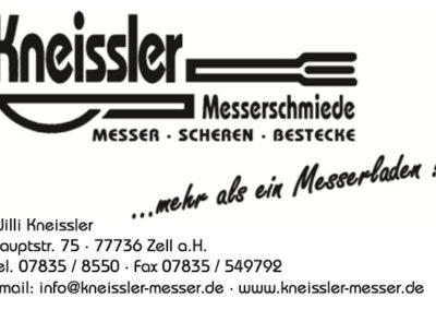 Messerschmiede Kneissler | Zell am Harmersbach