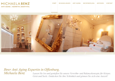 Kosmetikstudio Michaela Benz | Offenburg