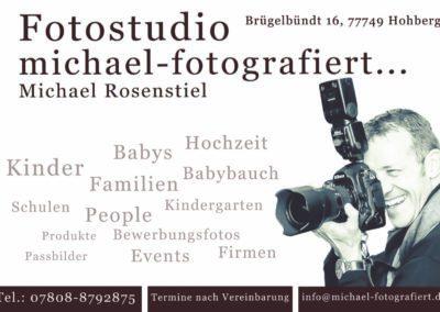 Michael – fotografiert | Hohberg