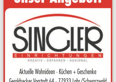 Singler Einrichtungen | Lahr