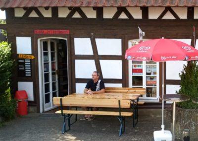 Kiosk im Riedhaus | Meißenheim