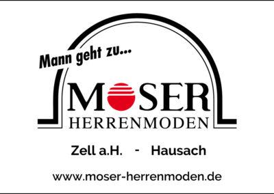 Moser Herrenmoden GmbH | Zell am Harmersbach