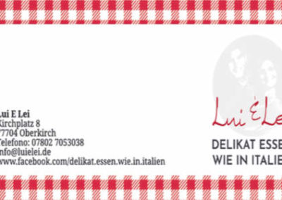 Lui è Lei | Oberkirch