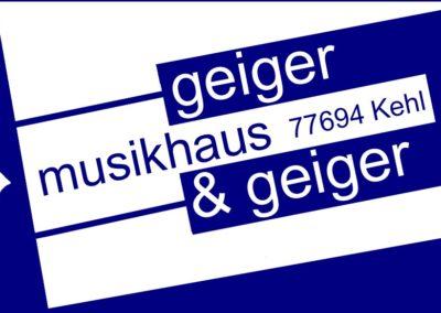 Musikhaus Geiger & Geiger GmbH | Kehl