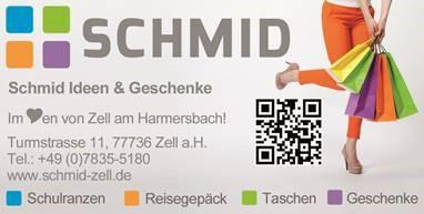 Schmid Ideen & Geschenke | Zell am Harmersbach