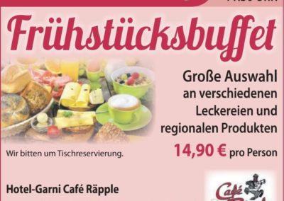 Hotel-Garni Café Räpple | Bad Peterstal-Griesbach