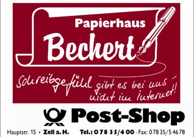 Papierhaus Bechert | Zell am Harmersbach
