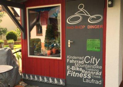 Rad-Shop Dinger | Offenburg
