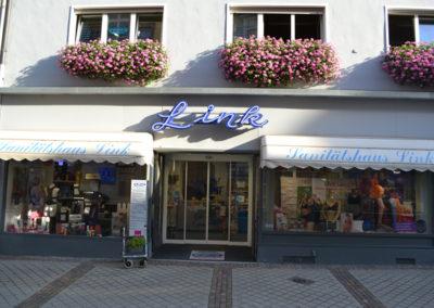 Sanitätshaus Link | Offenburg