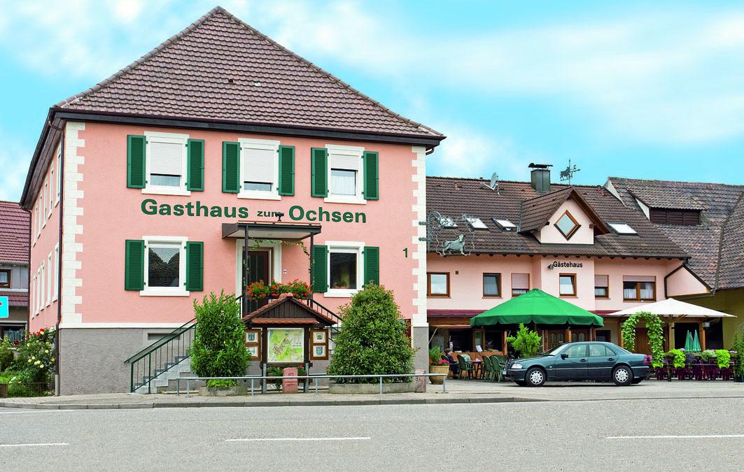 Gasthaus zum Ochsen | Ottersweier-Unzhurst
