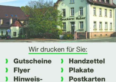 Franz Huber Druckerei Verlag GmbH | Offenburg