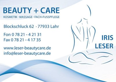 Beauty Care | Lahr