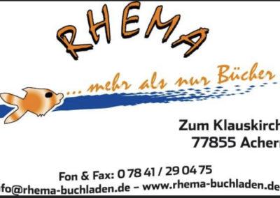 Rhema-mehr als nur Bücher | Achern