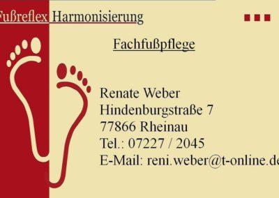 Fachfußpflege | Rheinau-Helmlingen