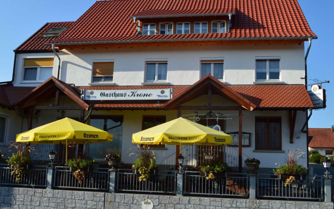 Gasthaus Krone | Appenweier-Nesselried