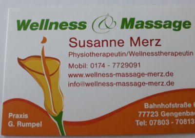 Wellness & Massage Merz | Gengenbach