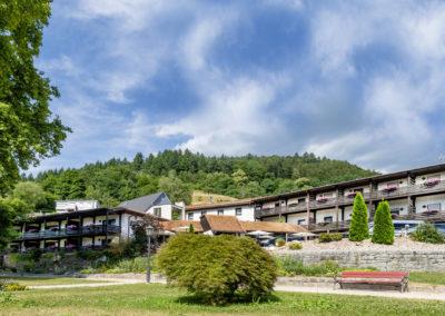 Kurgarten-Hotel | Wolfach