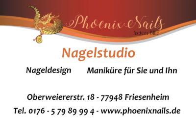 PhoenixNails Nagelstudio | Friesenheim-Heiligenzell