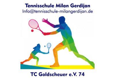 Tennisschule Milan Gerdijan | Appenweier