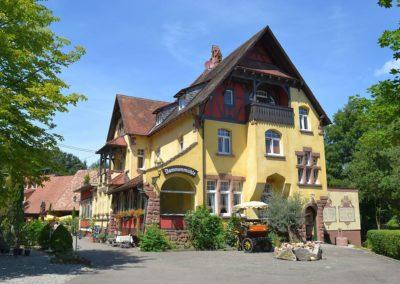 Hotel Dammenmühle | Lahr